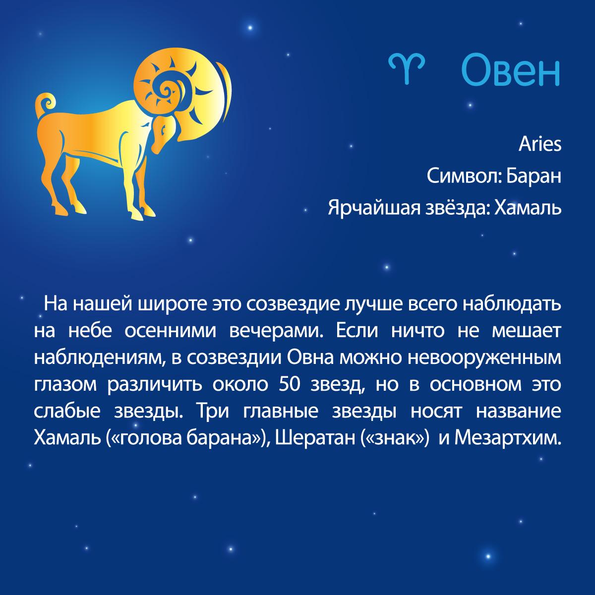 Все о знаке зодиака овен с картинками